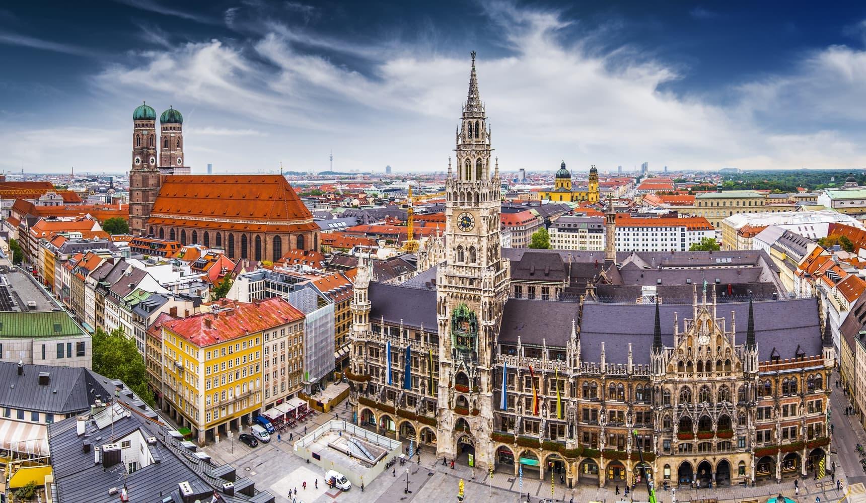 Partnersuche in München