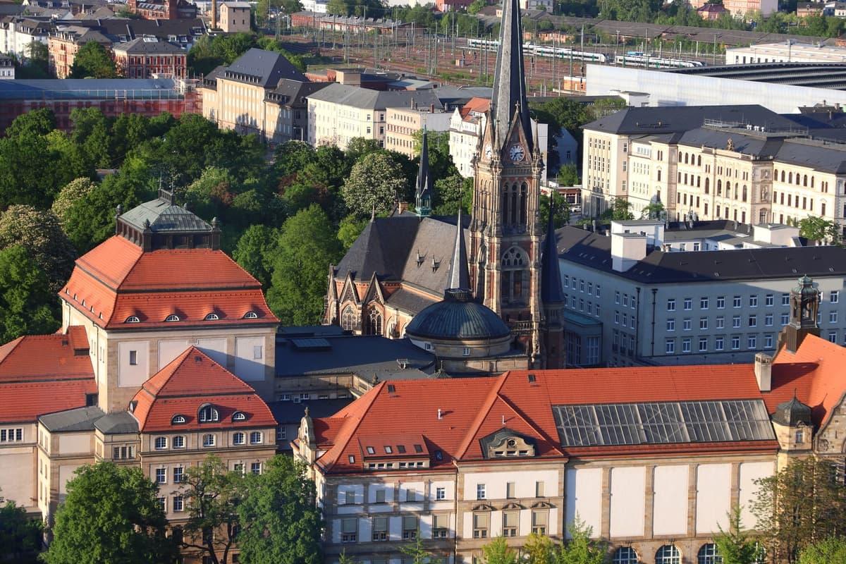 Partnersuche in Chemnitz