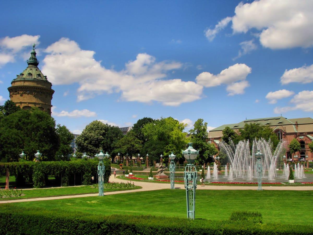 Partnersuche in Mannheim