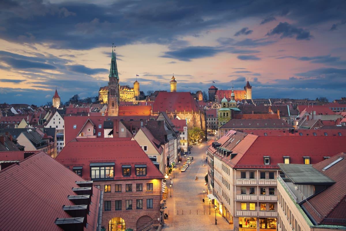 Partnersuche in Nürnberg