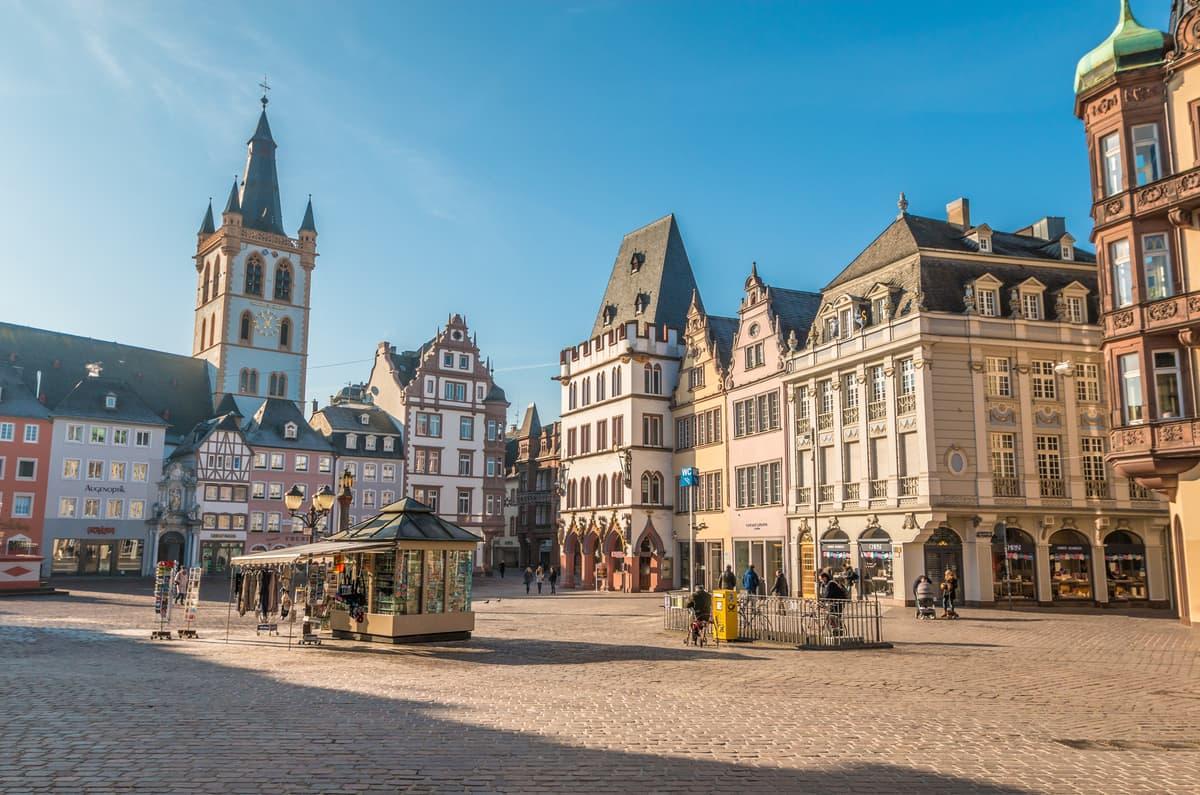 Partnersuche in Trier