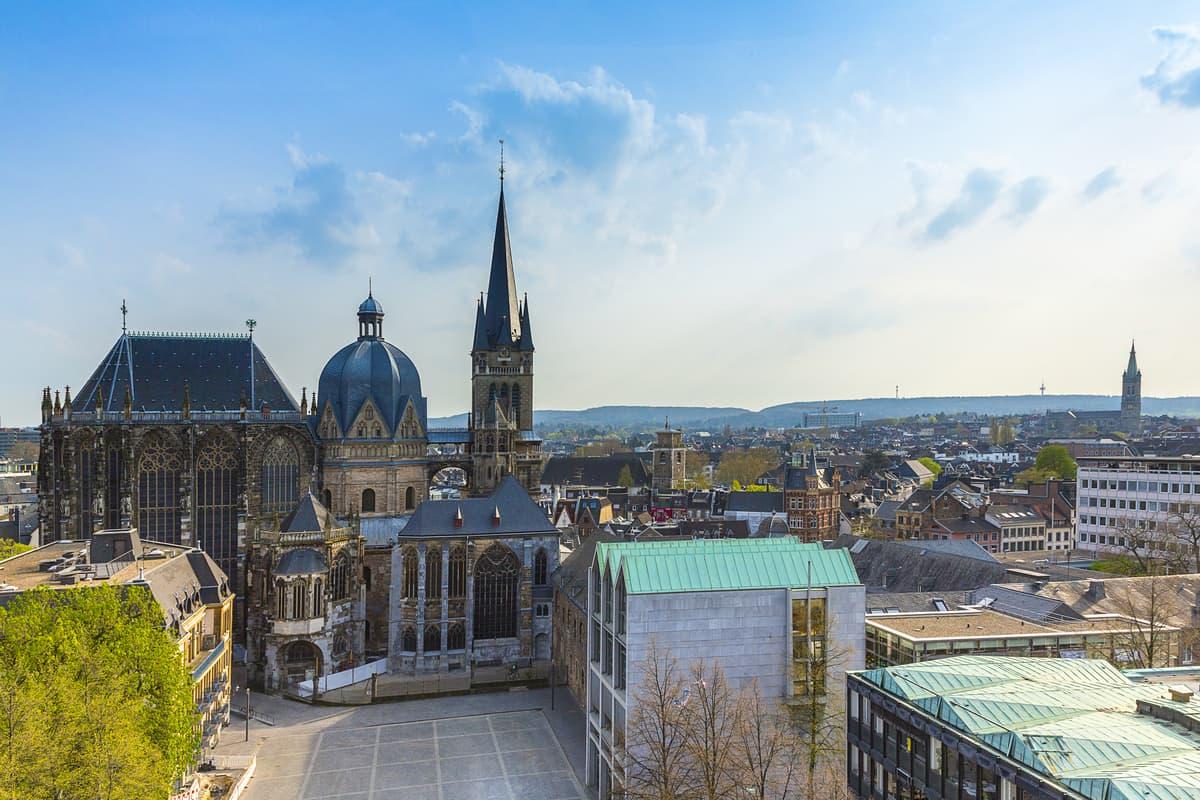 Partnersuche in Aachen
