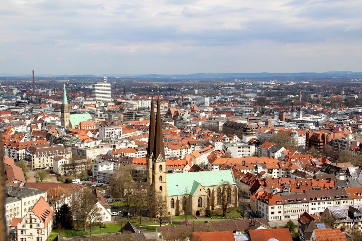 Partnersuche in Bielefeld