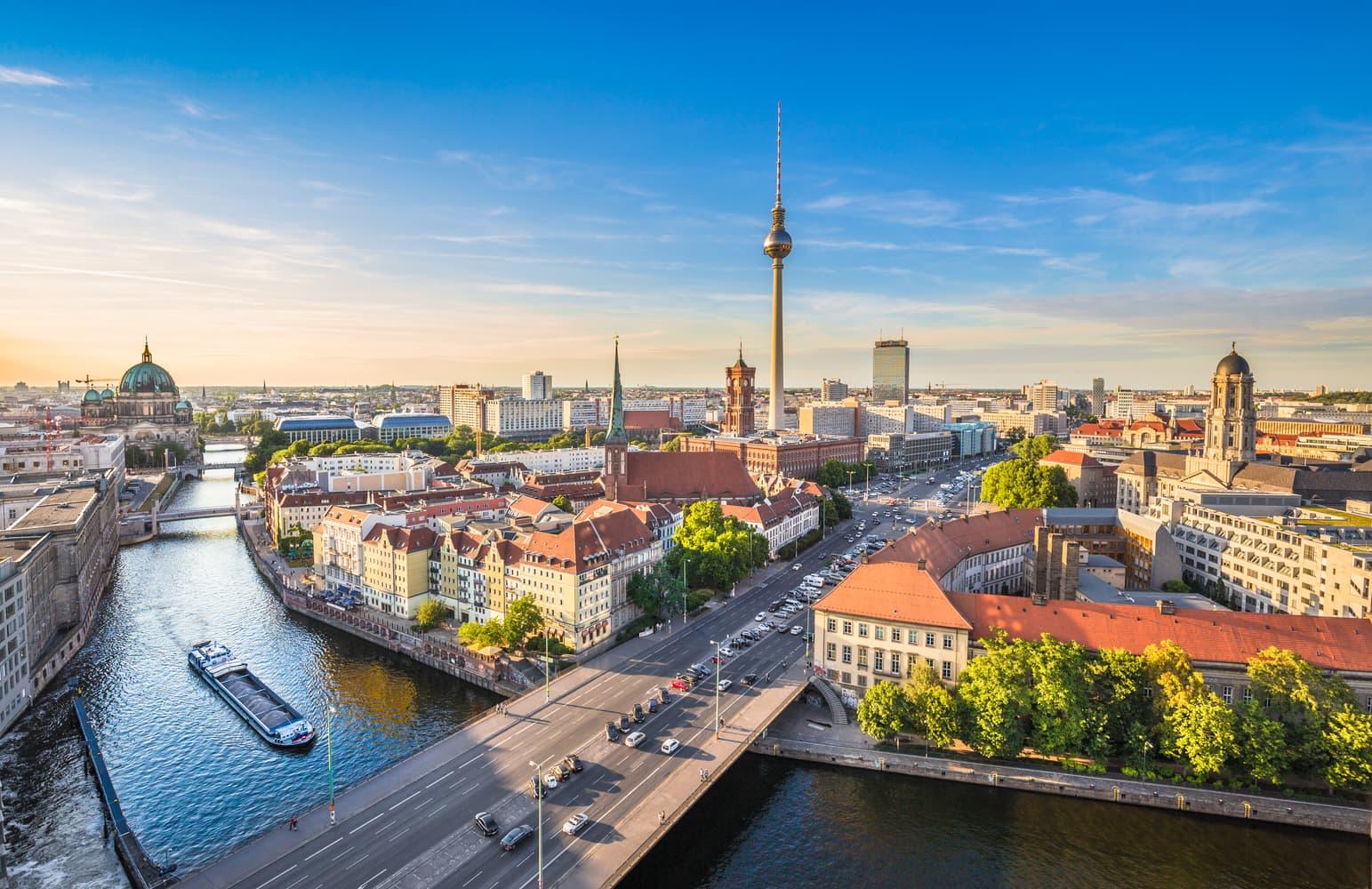 Partnersuche in Berlin