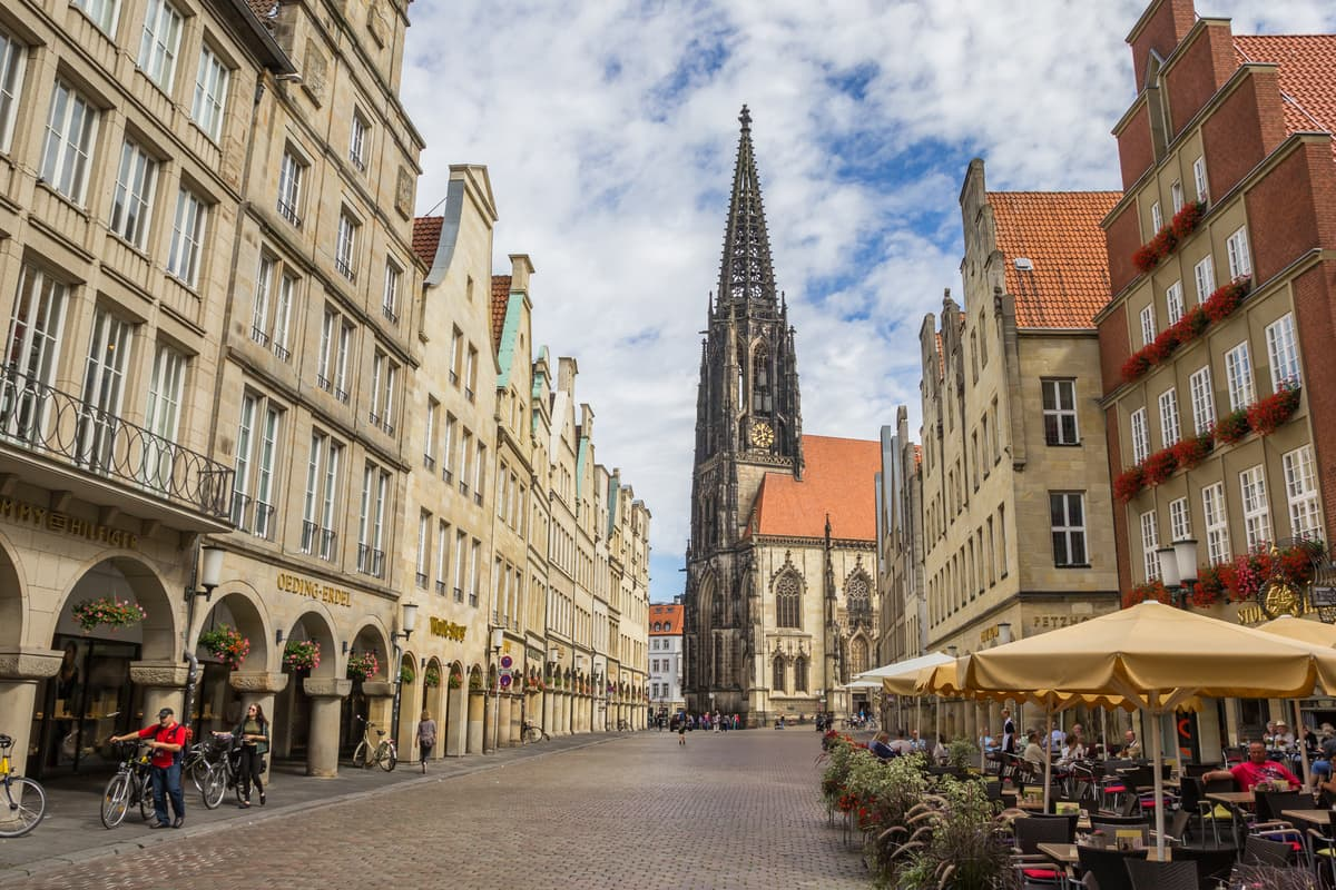 Partnersuche in Münster