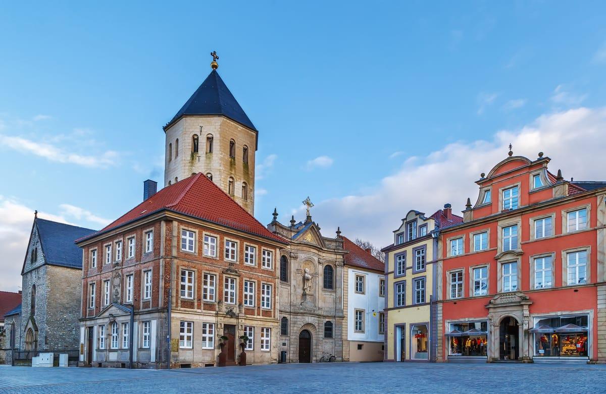 Partnersuche in Paderborn