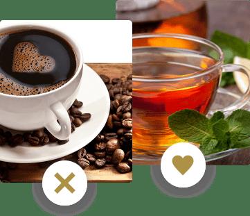 Kaffee oder Tee?